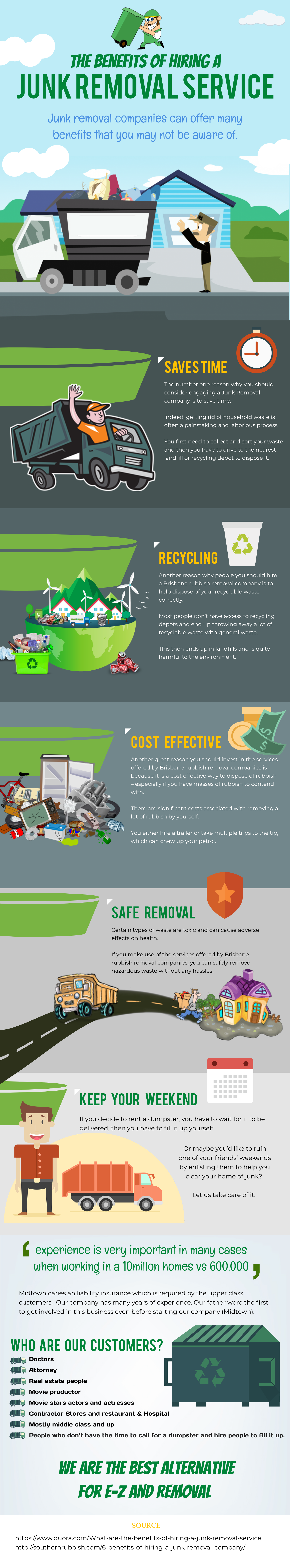 The Benefits Of Hiring A Junk Removal Service